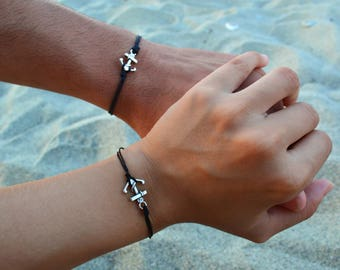 couple bracelets, couple bracelets his and her, couple bracelets anniversary, friendship love, Wedding Gifts for Couple, couples bracelets 2