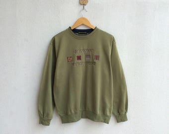 Gianni Valentino Sweatshirt Embroidery Spell Out Nice Design
