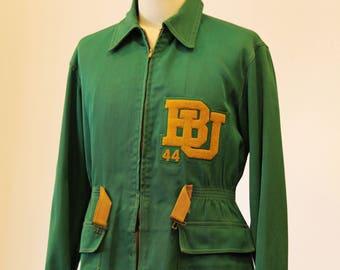 1944 Baylor college varsity jacket