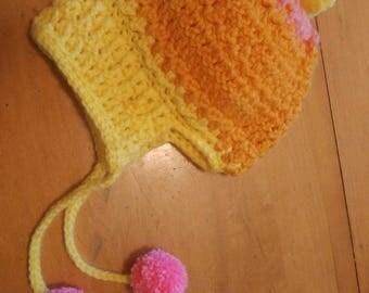 Jolie tuque pour enfant / Child winter hat
