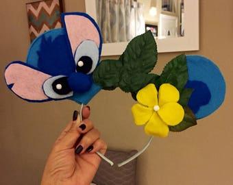 Disney Stitch inspired ears