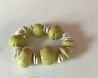 ECL Ceramic Bracelet