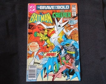 The Brave and The Bold #178 (Teams Up with The Creeper) D.C. Comics 1981