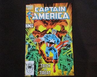 Captain America #326 Marvel Comics 1986