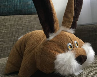Stuffed Rabbit, Pillow