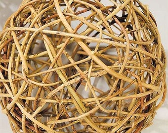 Curly Willow Decorative Ball | Bowl Filler | Curly Willow Decorations | Home Decor