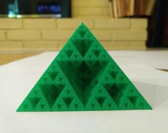 High Quality Fractal Pyramid