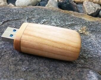 Wooden USB 3.0 Drive 16gb