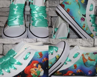 Little  mermaid boots 7 **sale**