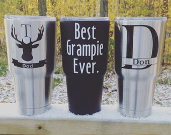 Stainless Tumbler/Stainless Cup/Men's Stainless Steel Tumbler