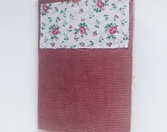 Handmade Pocket Sized Journal