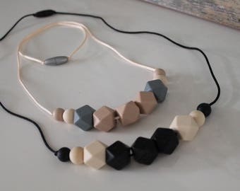 Hexagon Adult Necklace