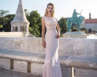 Budapest- Evening Dress V-053