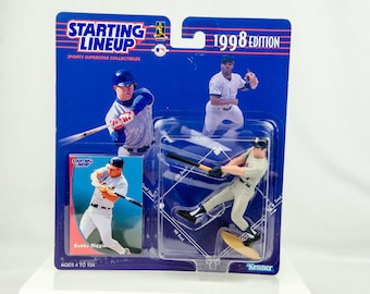 Starting Lineup Baseball 1998 Series Bobby Higginson Action Figure Tigers