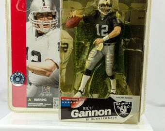 McFarlane's Sportspicks Series 6 Rich Gannon Action Figure Oakland Raiders