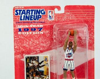 Starting Lineup 1997 NBA Charles Barkley Action Figure Houston Rockets