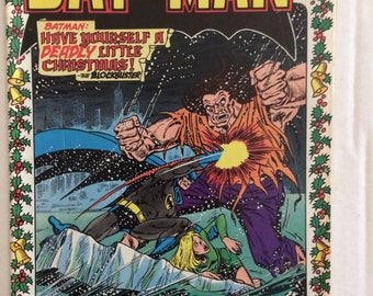 Batman Comic Books #309, #318, #327