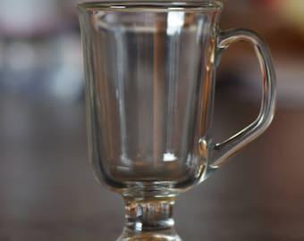 Set of Eight Irish Coffee Cups