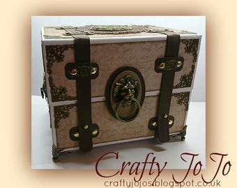 The Treasure Chest - Tutorial English / Imperial -