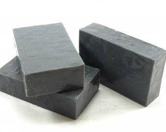 Activated Charcoal Facial Cleansing Bar