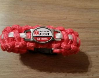 Asthma bracelets