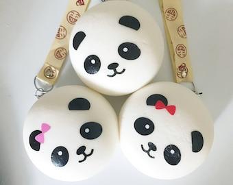 Jumbo Panda Squishy // Jumbo Squishy, Slow Rising Squishy, Slow Rising, Jumbo Panda, Panda Squishy, Debbie Slimes, Cheap Squishies