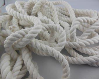 Girdle dawn cotton white color
