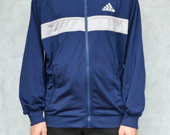 Adidas Sports Jacket Size M