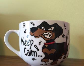 Keep calm... and drink Coffee