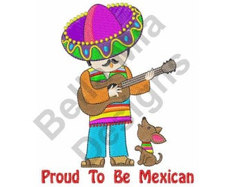 Proud mexican | Etsy