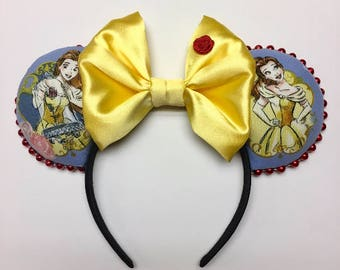 Beauty Mouse Ears