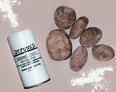 Extra Strength Natural Deodorant Powder. No Baking Soda. Fragrance Free.