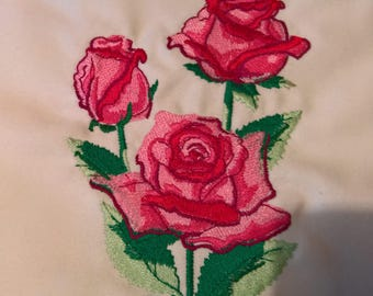 Embroidered Table Place Mats