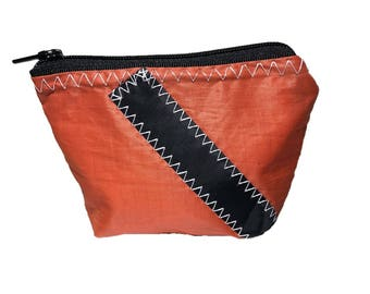 Worn veil coin Orange (SPI) Numero Noir