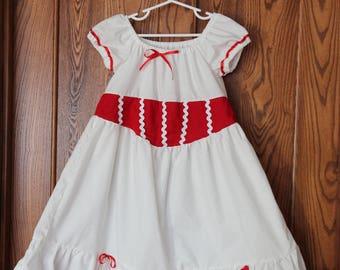 Mary Poppins Jolly Holiday Inspired dress