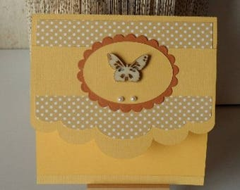 card for birthday, friendship card for mother, original card