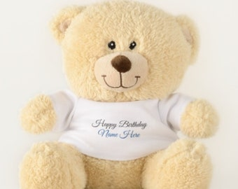 Happy Birthday Teddy Bear