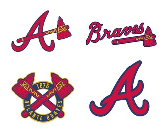 Atlanta Braves svg files for cricut svg files for silhouette vector cut file png dxf eps