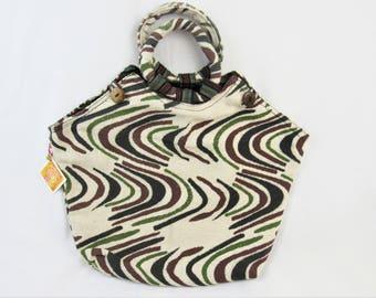 Boho hippie festival summer purse fair trade