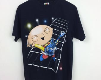 Vintage Family Guy Stewie Griffin T Shirt Size M