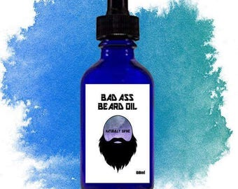 Bad Ass Beard Oil