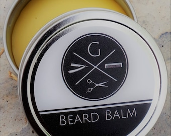 Beard and Mustache Balm 2oz.