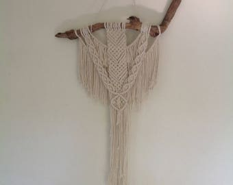 Dana // Medium Macrame Wallhanging