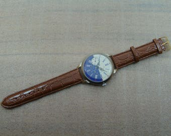 USSR mens watch MOLNIA. 18j