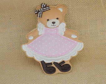 7 cute adhesive fabric patch **HKD10 for all**