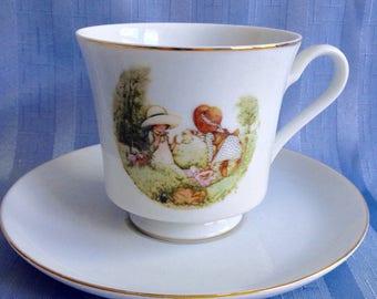 Holly Hobbie Teacup