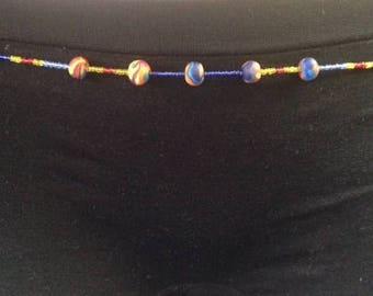 Wonder Woman Galaxy Waist Beads