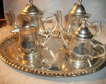 Vintage Godlinger Childs Tea Set