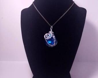 Water Elemental Pendant