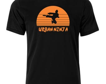 Urban Ninja T-Shirt - available in many sizes and colors